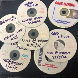 Eyecon @ Dance Academy - Greg Zizique - Live Sets Archive (Blue Room)
